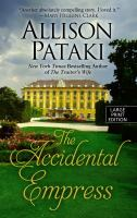 Book Title Image - The accidental empress