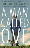 Book Title Image - A man called Ove : a novel