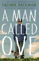Book Title Image - A man called Ove : a novel