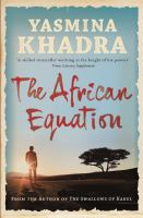 Book Title Image - The African Equation