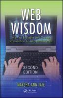Web Wisdom catalog link