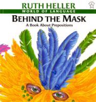 Behind the Mask catalog link