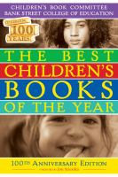 The Best Children's Books of the Year catalog link