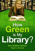 How Green is My Library? catalog link