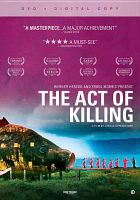The act of killing - videorecording