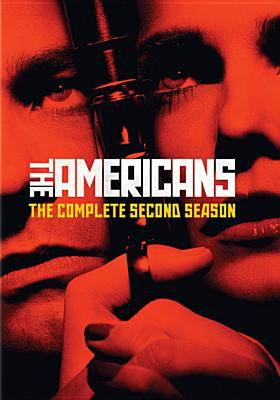 cover of The Americans the Complete Second Season