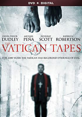 The Vatican Tapes dvd cover image