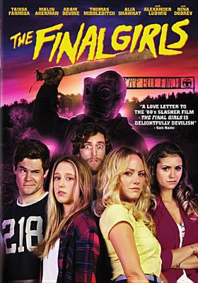 The Final Girls dvd cover image