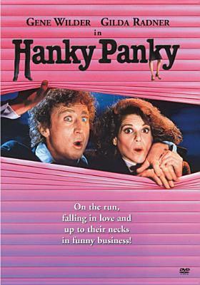Hanky Panky dvd cover image