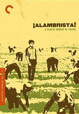 Alambrista! dvd cover image