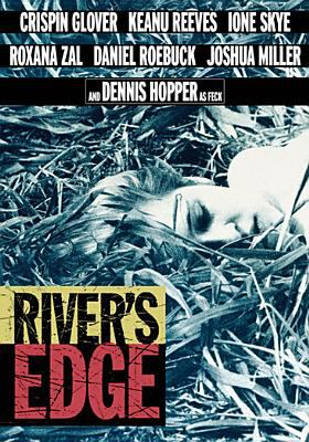 River's Edge dvd cover image