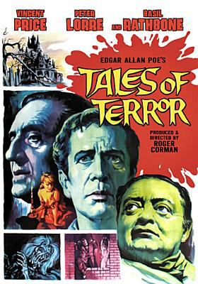 Tales of Terror (1962) dvd cover image