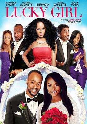 Lucky Girl dvd cover image