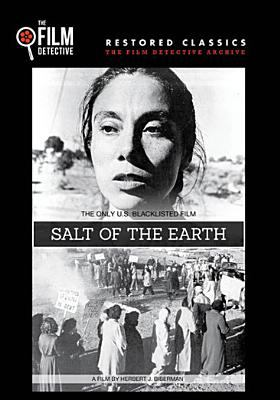 Salt of the Earth dvd cover image