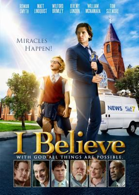 I Believe dvd cover image