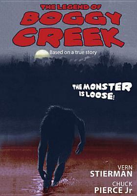 Legend of Boggy Creek dvd cover image