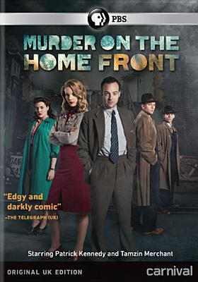 Murder On The Home Front dvd cover image
