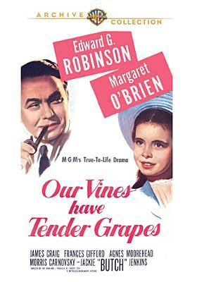 Our Vines Have Tender Grapes dvd cover image