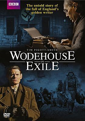 Wodehouse in Exile dvd cover image