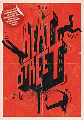 Beat Street dvd cover image