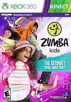Zumba Kids[the Ultimate Zumba Dance Party] (xbox 360 video game)