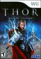 Thor. God of thunder