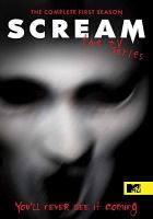 Scream. The complete first season : the TV series.