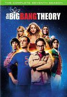 The big bang theory. The complete seventh season