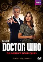 Doctor Who. The complete eighth series