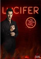 Lucifer. The complete first season.