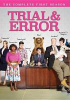 Trial & error. The complete first season.