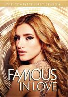 Famous in love. The complete first season.