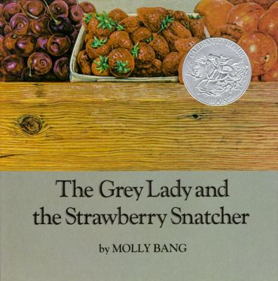 Cover art for The Grey Lady and the Strawberry Snatcher