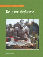 Religion : embodied religion cover image