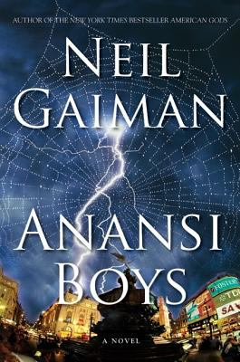 Cover Image for Anansi Boys by Neil Gaiman