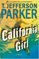 Cover of the book California girl