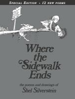 Cover Image of Where the Sidewalk Ends