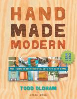 Handmade Modern