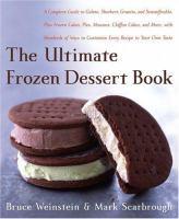 The Ultimate Frozen Dessert Book