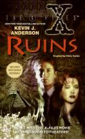 Book cover for Ruins by Kevin J. Anderson