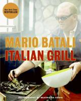 Cover Image of Italian grill