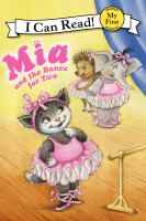 Cover of the book Mia and the dance for two