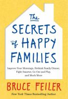 Cover Image of Secrets of happy families