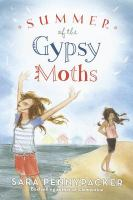 Cover of the book The summer of the gypsy moths