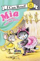 Mia and the Tiny Toe Shoes