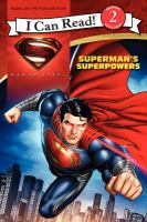 Man of Steel : Superman's superpowers