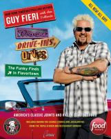 Diners, drive-ins, and dives, the funky finds in flavortown : America's classic joints and killer comfort food