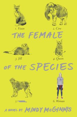 The Female of the Species book jacket