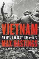 Vietnam: an Epic Tragedy