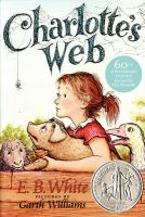 Book cover for Charlotte's Web by E. B. White